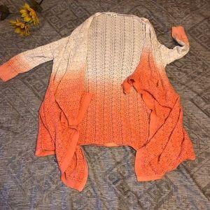 Cato Ombré Cardigan Sweater